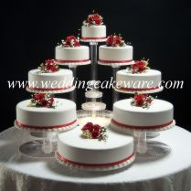 Cake Wedding Cake Stand