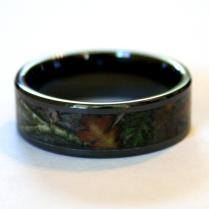 Camo Wedding Bands For Military Man