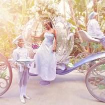 Caroline And Steve's Disney Cinderella Themed Wedding