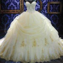 Cathedral Wedding Dress, Ball Gown And Cathedrals On Emasscraft Org