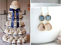 Champagne And Light Blue Wedding And Other Great Combos