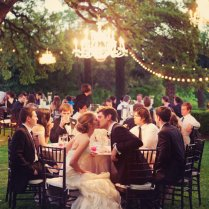 Chandeliers, Outdoor Weddings And Outside Wedding On Emasscraft Org