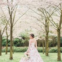 Cherry Blossom Garden Wedding Ideas