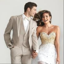 Compare Prices On Khaki Wedding Suits