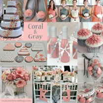 Coral, Coral Wedding Decorations And Wedding Colors On Emasscraft Org