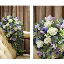 Cottesbrooke Church Wedding Flowers, Northants