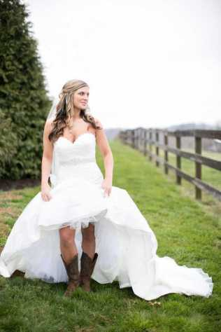 Country Style Wedding Dresses, Country Style Wedding And Country