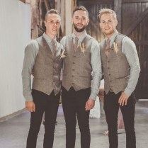 Country Wedding Groomsmen Attire