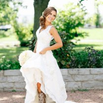 Cowboy Boots And Weddings