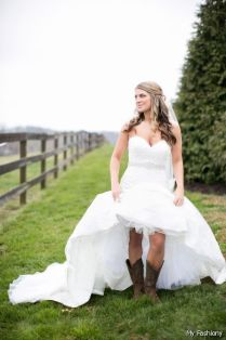Cowboy Boots With Wedding Dresses Browse Pictures And High