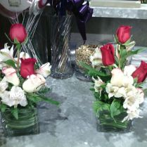 Custom Centerpieces For Table