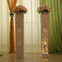 Decorative Columns For Weddings On Decorations With Columns For