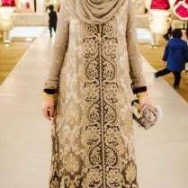 Designer Wedding Abaya Dresses For Bridals 2016