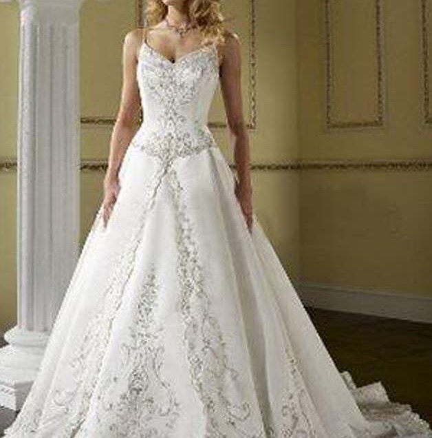 Designer Wedding Dress Patterns Sewing