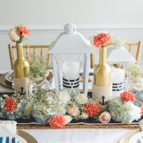 Diy Nautical Wedding Centerpiece