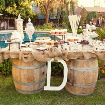 Diy Vintage Rustic Wedding Decorations