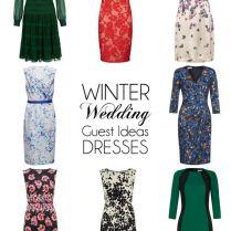 Dress Winter Wedding Guest