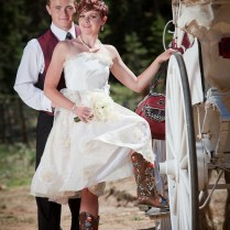 Dresses To Wear A Wedding With Cowboy Boots