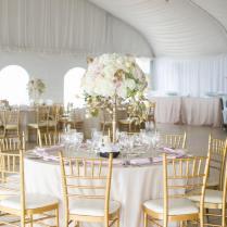 Elegant, Rustic Wedding In Blush, Cream & Glittering Gold {carly