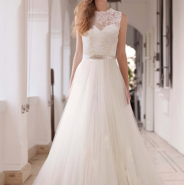 Elegant Wedding Dresses Runway Trends