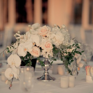 Elegant Wedding Flower Centerpieces Orchids, Roses; Like The