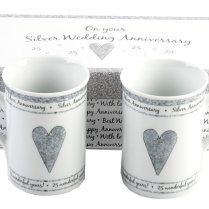 Explore Some 25th Anniversary Gifts To Surprise Your Husband