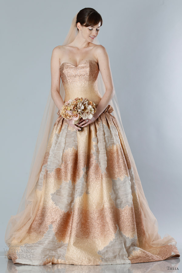 Fall Colored Wedding Dresses Browse Pictures And High Quality