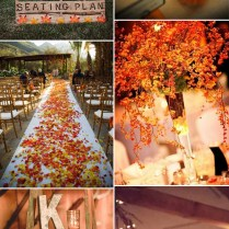 Fall Wedding Cakes Archives