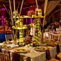 Fall Wedding Centerpieces Diy