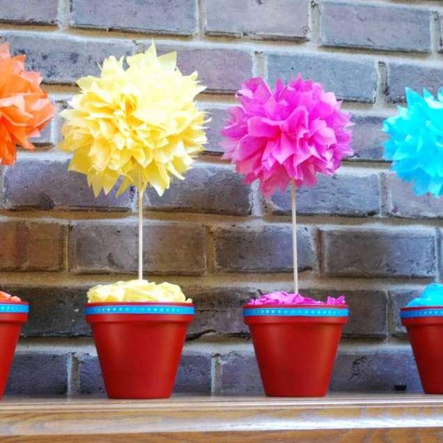 Fiesta Bridal Wedding Shower Party Ideas