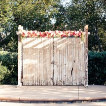 Fun Backdrops For Your Wedding!