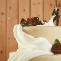 Funny Wedding Cake Topper