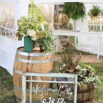 Gallery Outdoor Rustic Wedding Decor Ideas With Wildflowers And