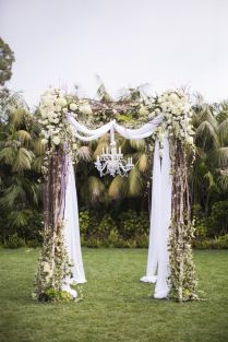 Gallery Vintage Wedding Arch Decor