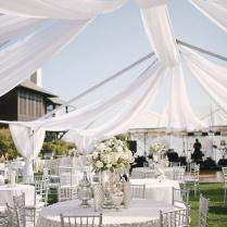 Gallery White And Silver Wedding Table Decor Ideas