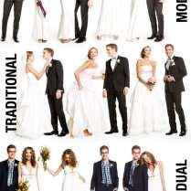 Gangster Themed Wedding Dresses