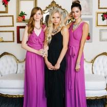 Glamorous Modern Bridesmaid Looks From Joanna August