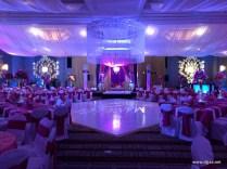 Glossy Dance Floor Wrap