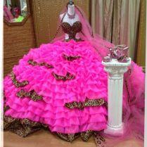 Gypsy Wedding Dress For A Different Fantasy Design