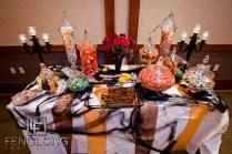 Halloween Candy Buffet Wedding 81057