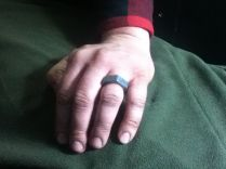 Heavy Duty Replacement Man's Wedding Ring