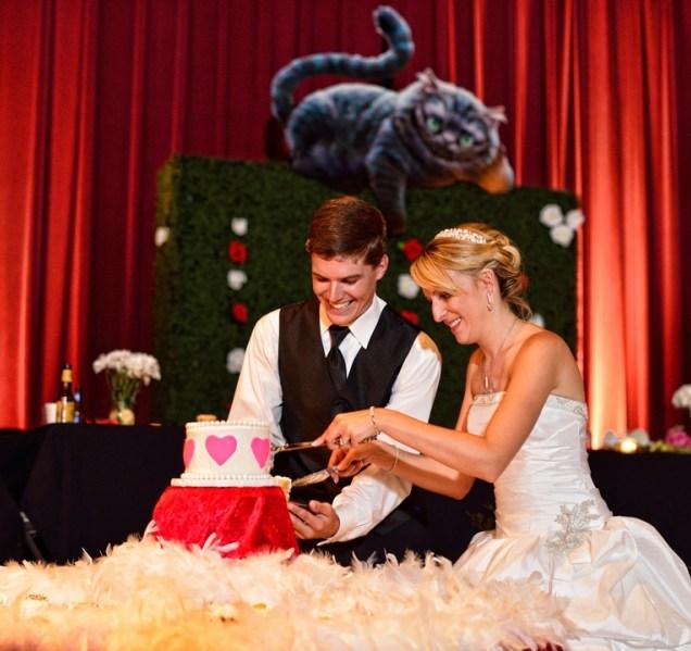 Hollie & David – A Fairy Tale Wedding – Carrollton Plaza Arts