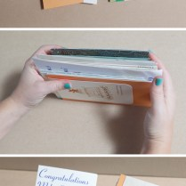 How To Diy An Adorable Album To Save Special Greeting Cards!