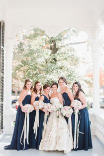 How To Incorporate Ribbon Wedding Decor Into Your Big Day