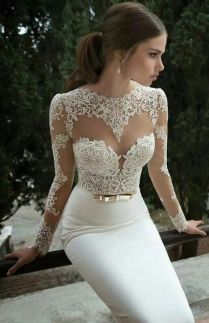 How To Make Non Traditional Wedding Dresses With A Sophisticated