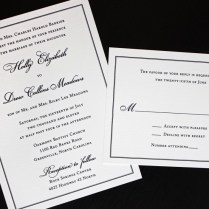 How To Make Traditional Adorable Traditional Wedding Invitations