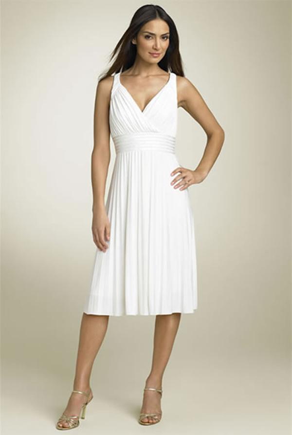 Informal Short Wedding Dresses