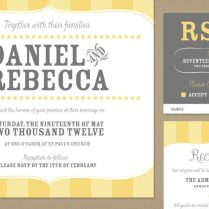 Informal Wedding Invite Wording