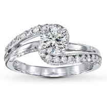 Jareds Com (center Diamond Sold Separately)