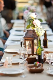 Lantern Centerpieces – Romantic Table Decoration Ideas
